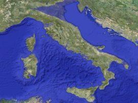 Entro il 2100 potrebbero venire allagati ben 5.500 km quadrati di pianura costiera