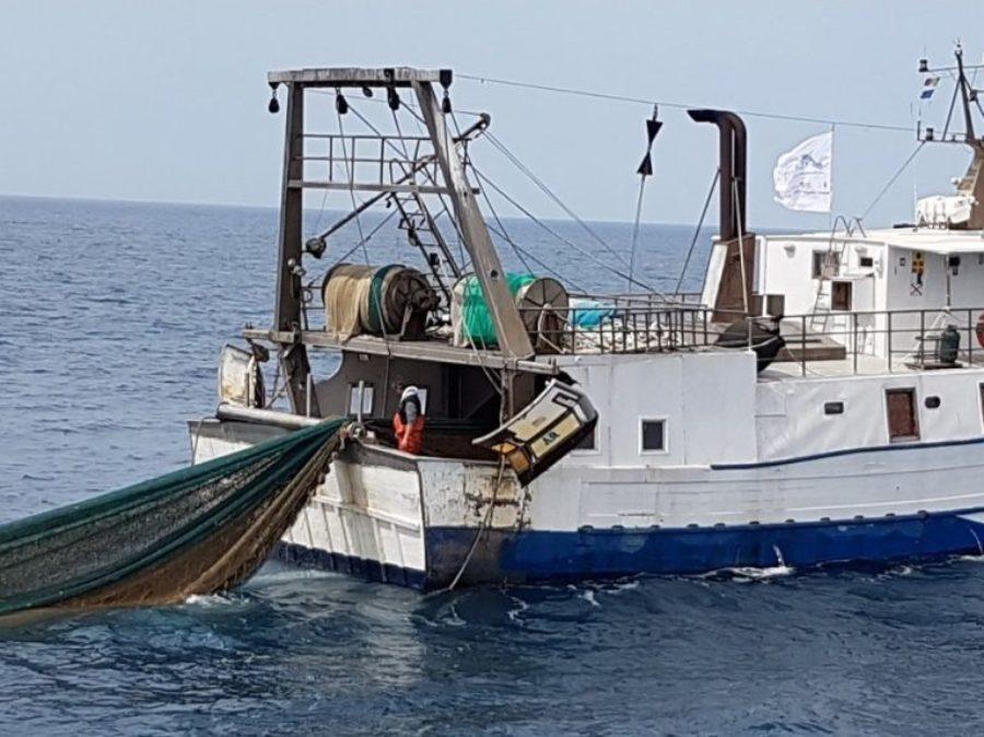 Finalmente i pescatori che catturano la plastica nelle loro reti potranno portarla a terra