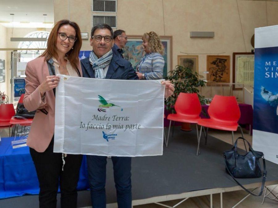 """Continua la """"missione"""" del nostro presidente Floris contro la plastica"""