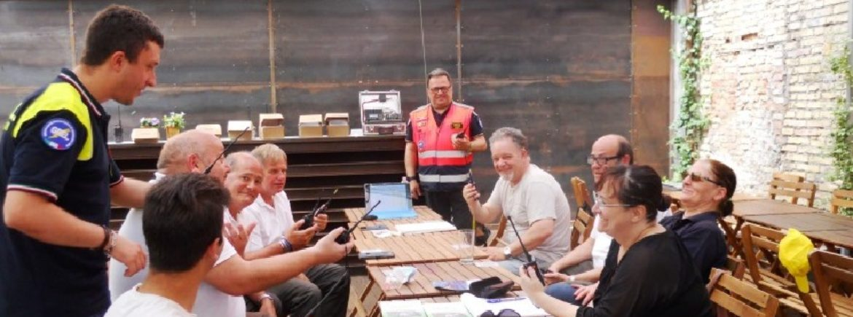 Accordo AK Urbe 1 e 2 sull'uso delle radio a tutela dell'ambiente