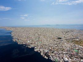 L'isola di plastica nel nostro mare… si è cominciato a smantellarla
