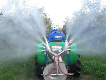 L'effetto deriva (agricoltura chimizzata)
