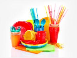 La plastica monouso che inquina gli oceani