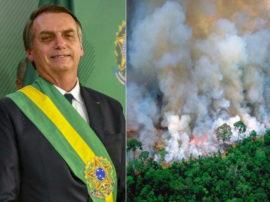 Bolsonaro e il disastro amazzonico – La posizione di Accademia Kronos