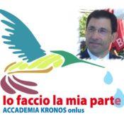 Un saluto dal Presidente di Accademia Kronos