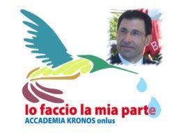 Messaggio del presidente di Accademia Kronos