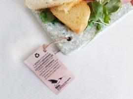Taglieri per alimenti 100% vetroresina riciclata