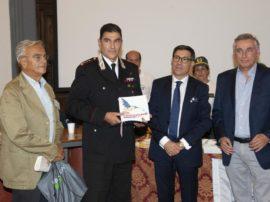 """I premiati di """"Io faccio la mia parte"""" (CUFA Carabinieri Forestali)"""