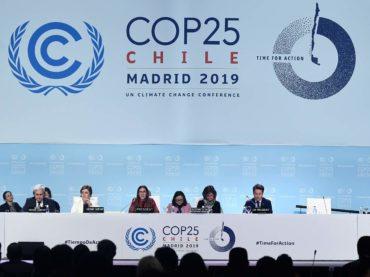 L'ennesimo fallimento sugli accordi per il clima