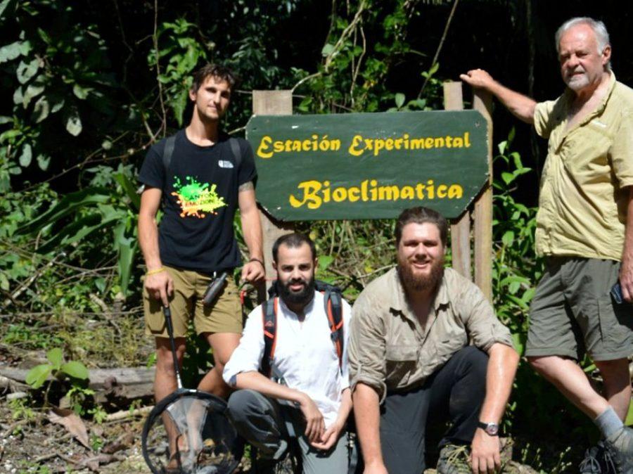 Studio sugli effetti dei cambiamenti climatici (Costa Rica)