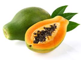 La papaya fermentata