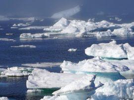 """Il """"fattore Antartide"""" potrebbe triplicare entro questo secolo l'innalzamento del livello del mare"""