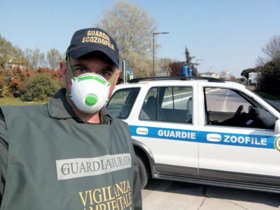 Accademia Kronos sezione di Rimini collabora attivamente con le forze dell'ordine contro la CoVid-19