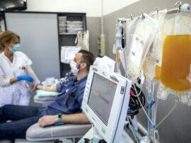 La plasmaterapia per combattere la CoViD-19
