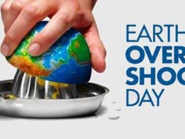 Il 22 agosto: l'Overshoot day 2020