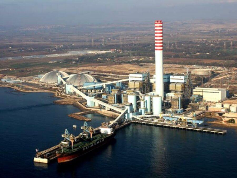 Centrale elettrica di Civitavecchia