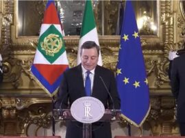 Mario Draghi consulta il mondo ambientalista