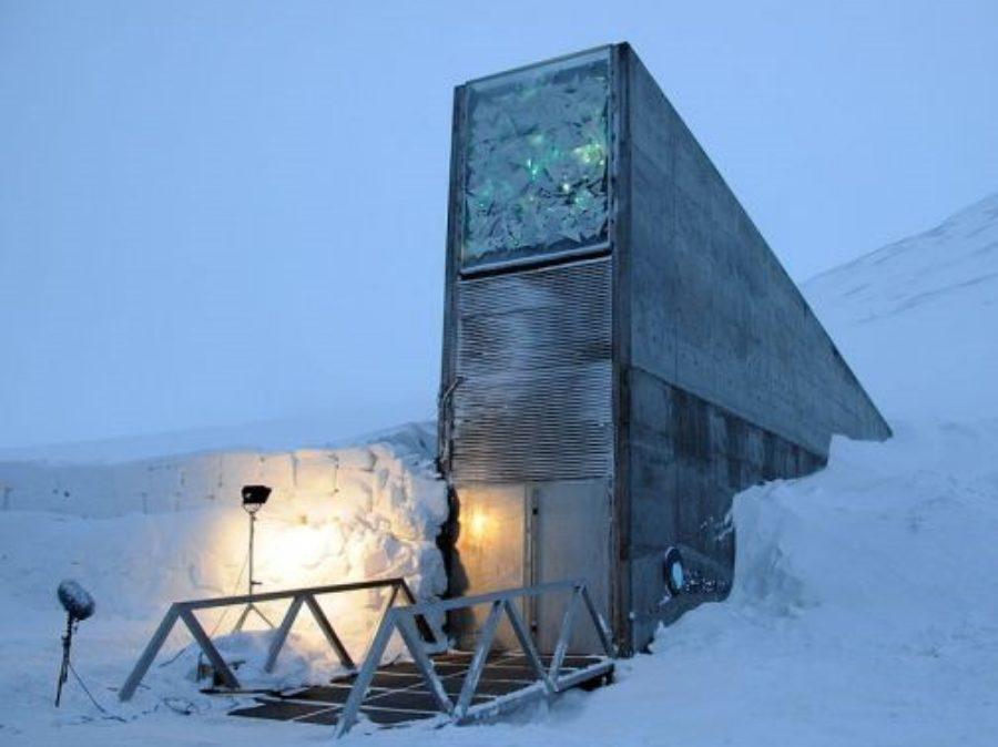 Norvegia. Un Bunker per la crioconservazione di semi di specie vegetali