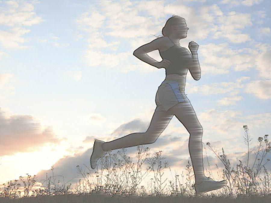 Correre è un'attività connaturata nell'uomo