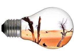 Gli effetti sulla Vita sul nostro pianeta se la temperatura aumentasse da 1 a 6 gradi