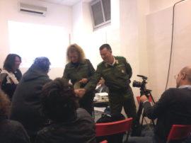 Una bella conferenza venerdì scorso al primo municipio di Roma