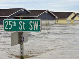 Quali città scomparirebbero se il livello dei mari si alzasse di alcuni metri