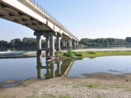 La grande crisi idrica del nord Italia