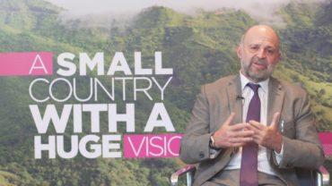 Il Ministro dell'Ambiente della Costa Rica ringrazia Accademia Kronos