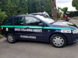 Le guardie eco-zoofile di Accademia Kronos e il Coronavirus