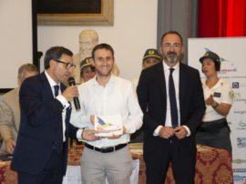 """I premiati di """"Io faccio la mia parte"""" (Presidente Commissione Ambiente del Comune di Roma)"""