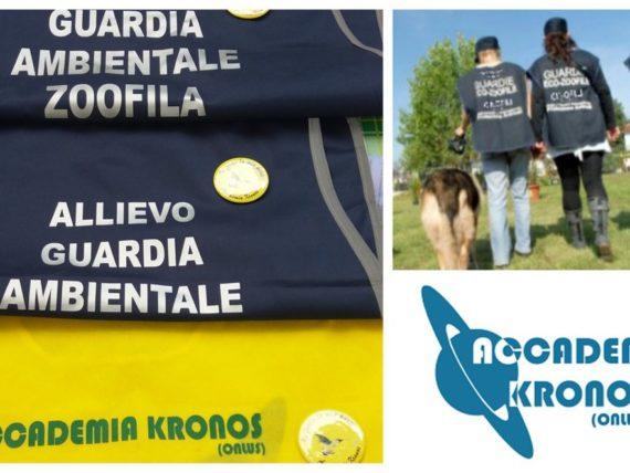 Volontari dell'Accademia Kronos operativi contro i problemi del Coronavirus