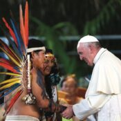 Papa Francesco e Madre Terra
